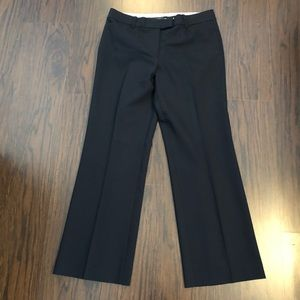 Ann Taylor dress pants straight leg womens size 10
